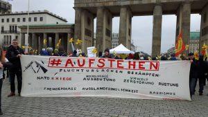 AUFSTEHEN - FUKUSHIMA