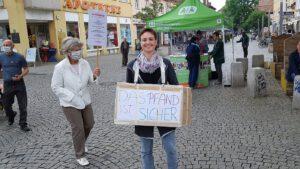 Aufstehen in Berlin